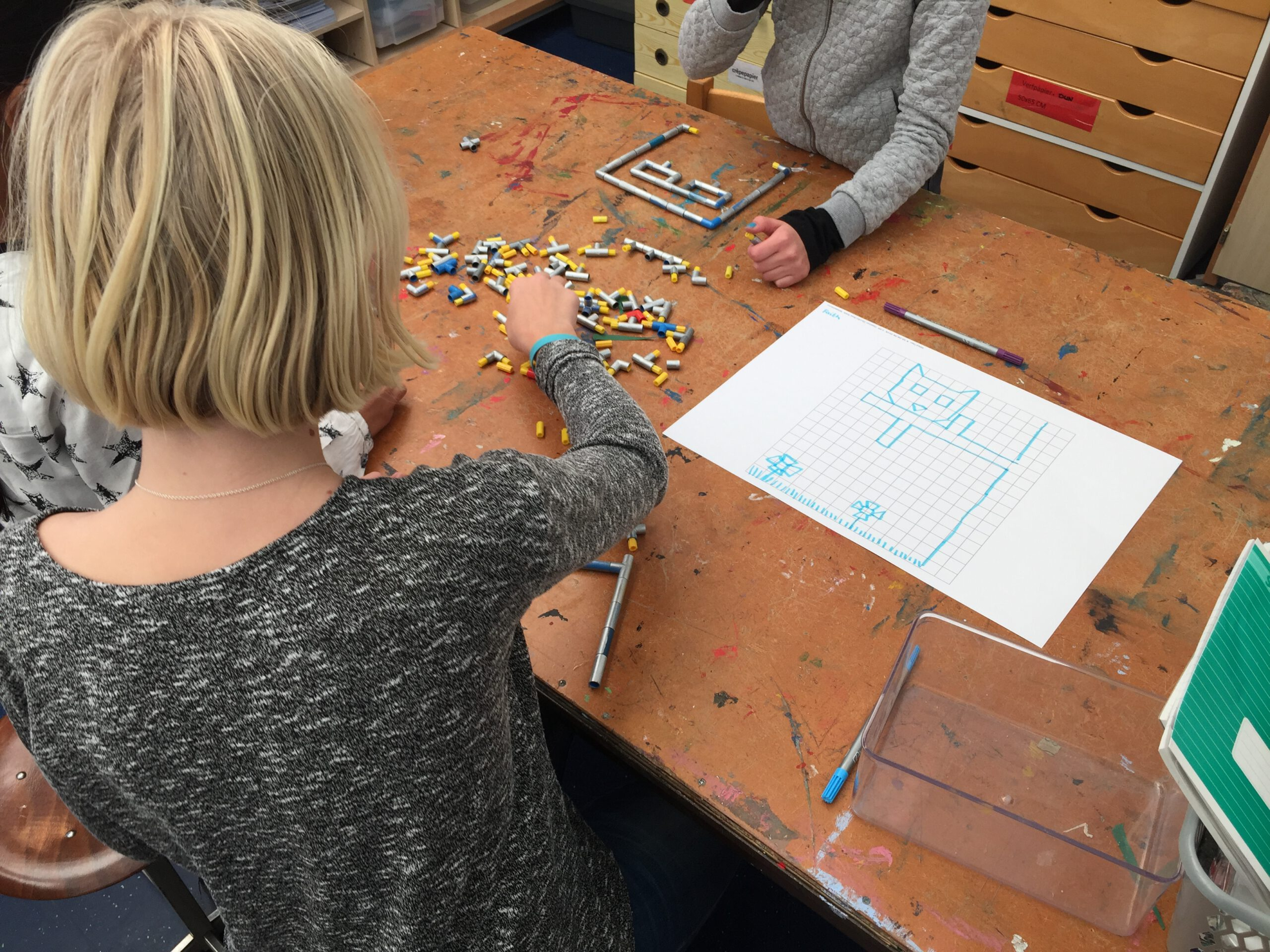 Afkoppelkunst workshop